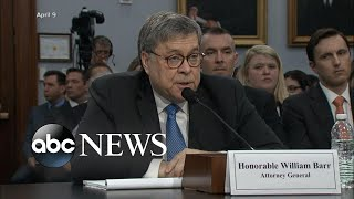 Democrats blast Barr over rollout of Mueller report