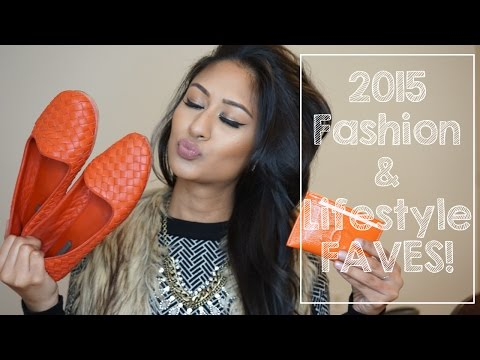 Fashion/Lifestyle Favorites 2015! | Makeup By Megha