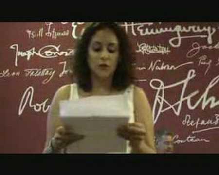 Ivis Acosta leyendo sus poemas - El Último Jueves,...