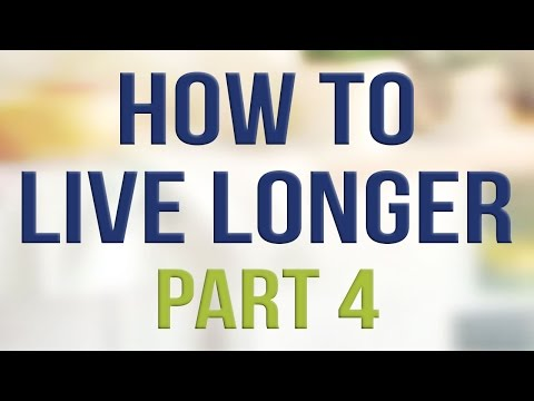 How to Live Longer [Pt 4] – What People Who Live Longer DON'T Eat