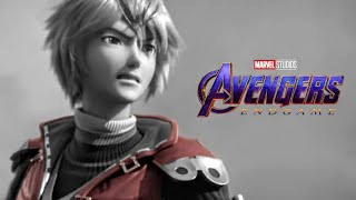 Smash Bros. Ultimate - (Avengers: Endgame Style)