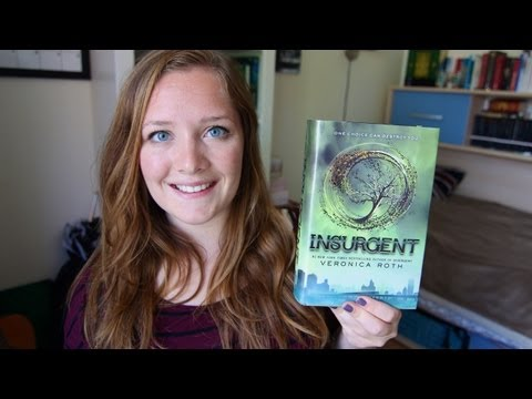 Book Review | Insurgent By Veronica Roth.
