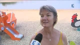 Saône-et-Loire : baignade interdite au lac de Louvarel