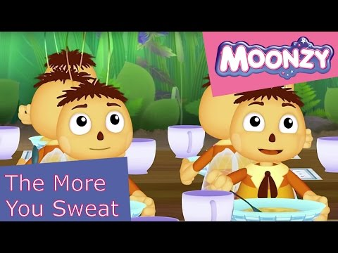MOONZY (Luntik) - The More You Sweat [HD]