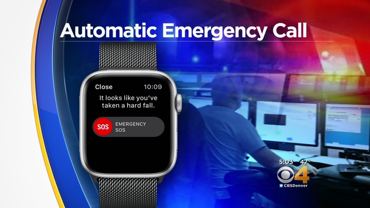 Apple Watch Fall Feature Triggers False Emergency Calls At Ski Areas