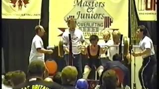 Константин Павлов - Чемпионата мира среди юниоров и ветеранов 1993 года
