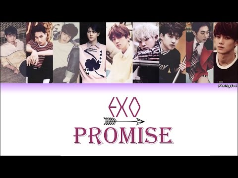 EXO - Promise (约定) [Chin/Pin/Vostfr]
