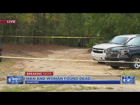 Woman and man found dead in vehicle in Harnett County