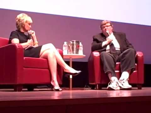 A Discussion With Michael Moore and The Daily Beast's Tina Brown