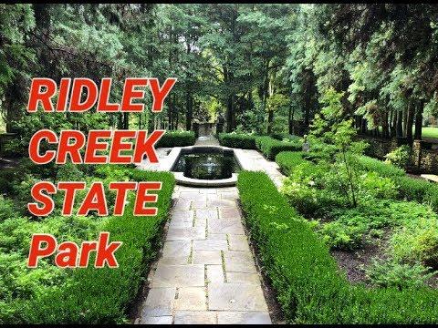 RIDLEY CREEK STATE PARK