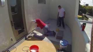 Waterproof Tile Deck Contractor Golden Gate Enterprises Sf Bay Area  Jim Berkeley