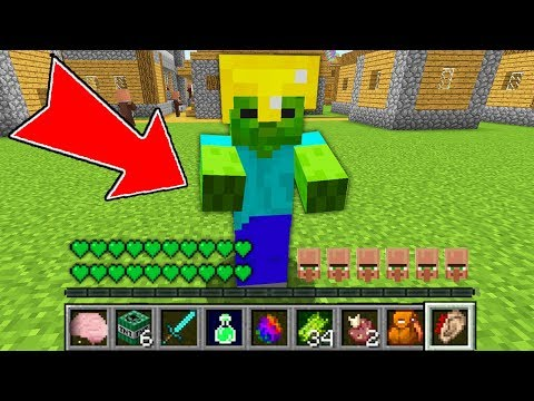 Minecraft - HOW to play ZOMBIE in Minecraft : NOOB SKELETON vs PRO ZOMBIE! Animation NOOB VS PRO thumbnail