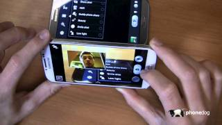 Samsung Galaxy S 4 vs. Samsung Galaxy Note II Dogfight Part 2