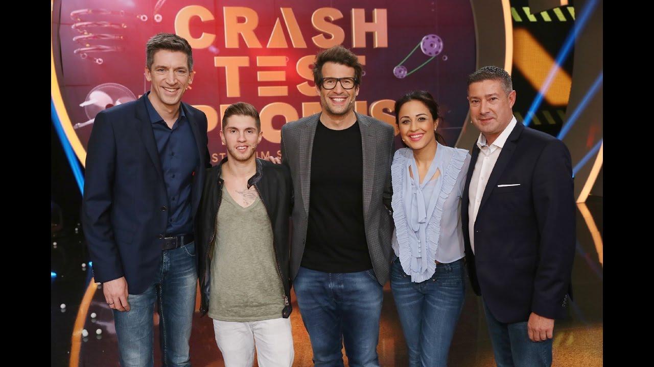 Crash Test Promis - Stars im Selbstversuch ab 09.11. bei RTL und online bei TV NOW