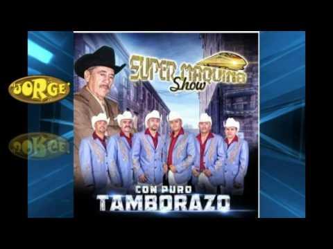CORAZON DE TEXAS - SUPER MAQUINA SHOW - CD A PURO TAMBORAZO