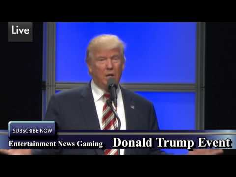 Donald Trump Speech at Shale Insight Conference in Pittsburgh, Pennsylvania