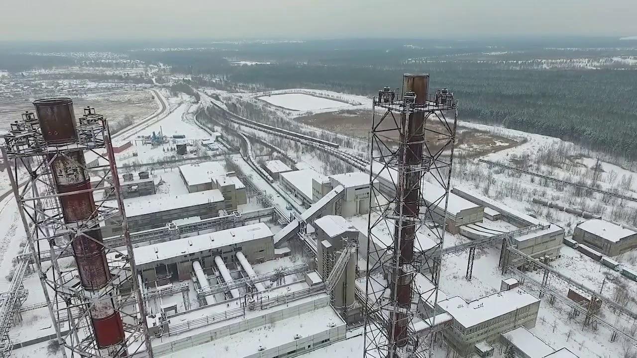 Заброшенный завод Кормофос