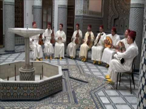 Orchestra Otmani of Fes - Andalusian Music - Musique Andalouse
