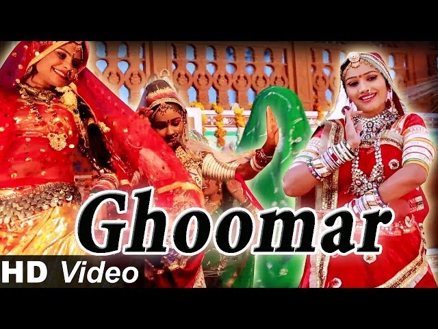 Ghoomar Dance - New Rajasthani Song 2014 - Full HD Video - Nutan Gehlot - Latest Rajasthani songs Travel Video