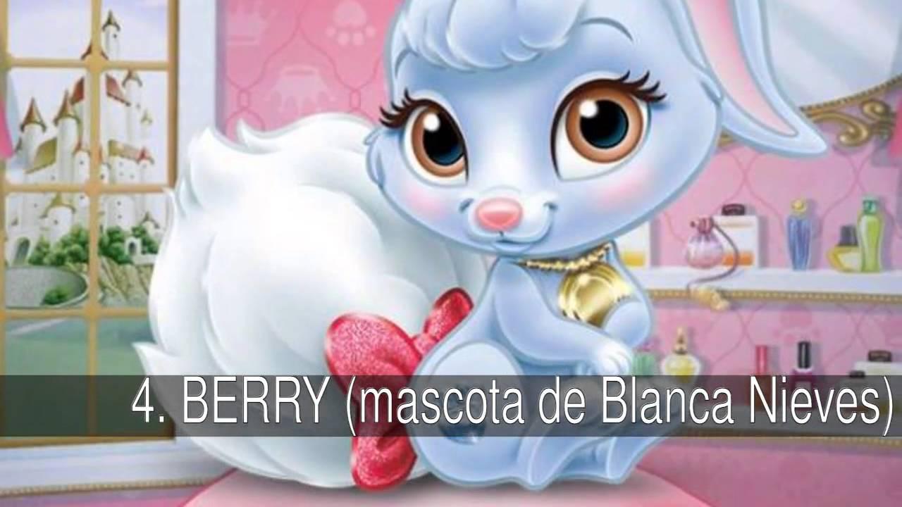 Las mascotas más lindas de las princesas Disney - YouTube
