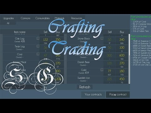 Naval Action - Crafting 3: Trading