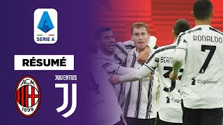 Résumé : La Juventus fait tomber l'invincible AC Milan