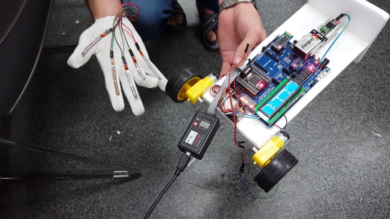 how to make flex sensor