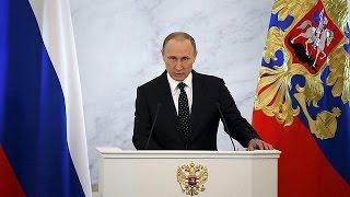 Putyin: Törökország megbánja majd az orosz vadászgép lelövését