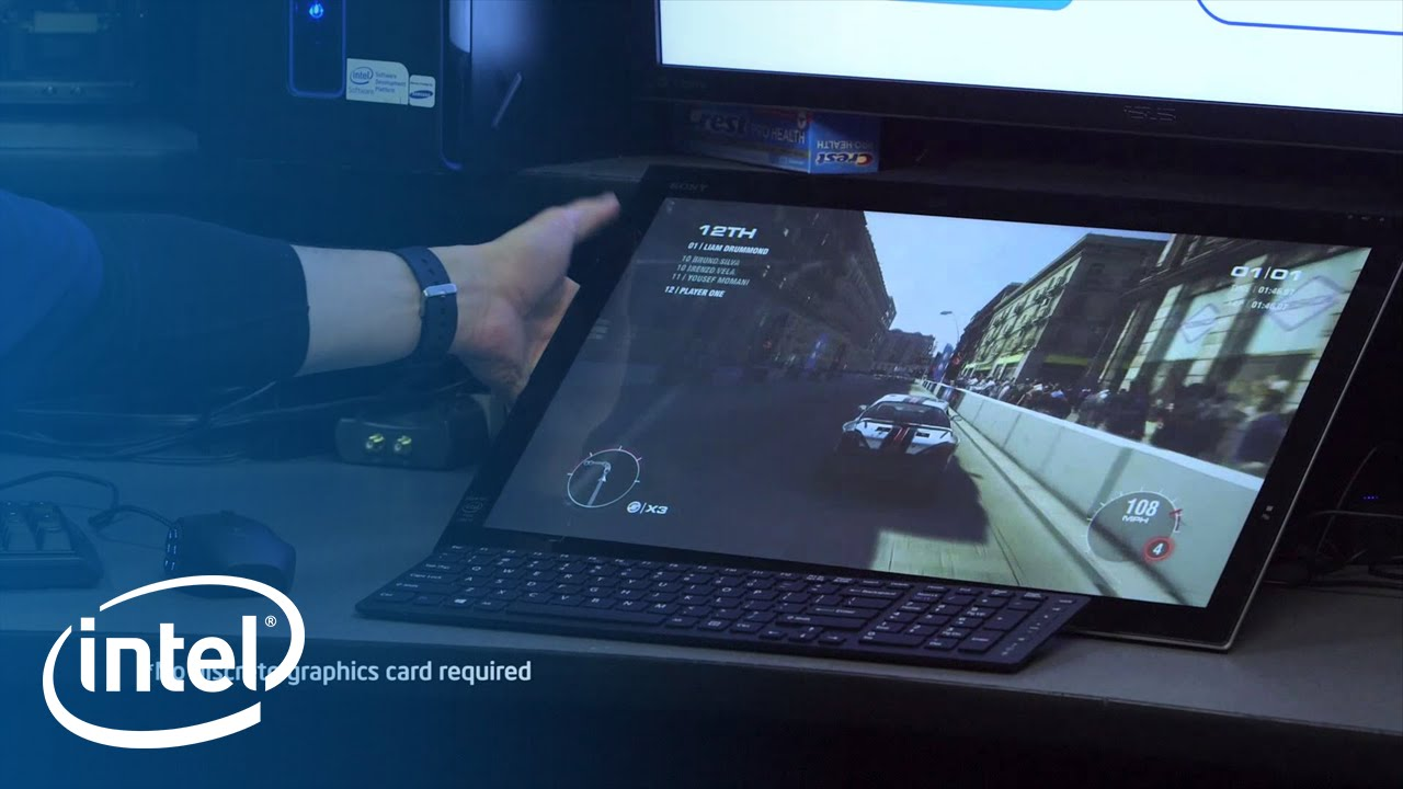 Gaming on Intel® Iris™ Graphics   Intel