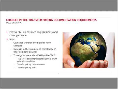 BDO International Tax Webinar – Transfer Pricing Update