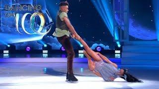 Peter Pan Flies Again! Watch Wes Rewrite the Stars   Dancing on Ice 2019