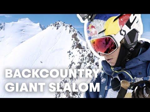 Alpine Skiing Meets Big Mountain Freeriding