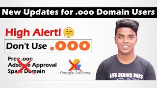 Alert! (.OOO) New Updates for .ooo Domain Users