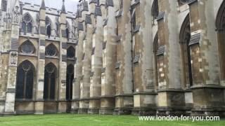 Выпуск 204 Вестминстерское аббатство(Вестминстерское аббатство - готическая церковь в Вестминстере. Строилась с перерывами с 1245 по 1745 годы, хотя..., 2016-07-11T15:11:18.000Z)
