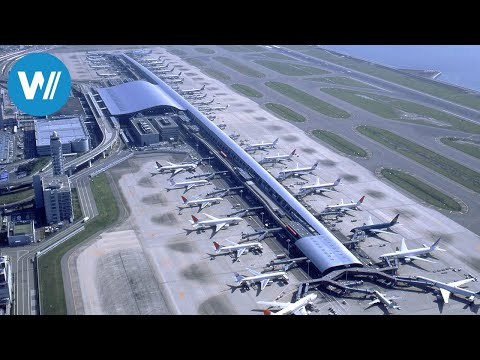 Kansai International Airport   Flights of Fancy 1/4 (Airports of the World)