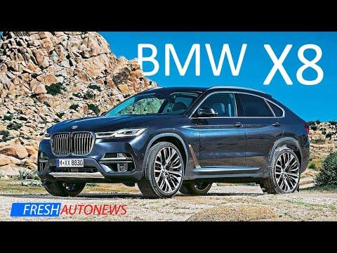 АВТОНОВОСТИ НОВАЯ BMW X8 GO9 И НОВАЯ BMW X6! ШПИОНСКИЕ ФОТО СНИМКИ АВТО НОВОСТИ!
