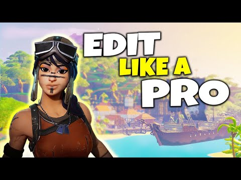 How To Edit Like A Pro In Fortnite Season 8