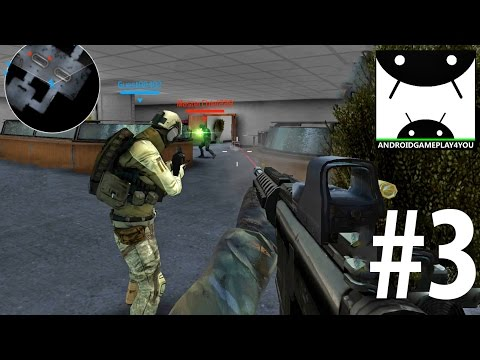 Bullet Force Android GamePlay #3 (Multiplayer) [Ultra Setting 60FPS]