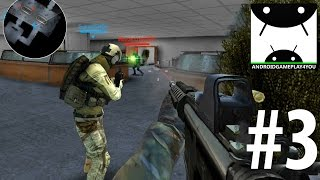 Bullet Force Android GamePlay #3 (Multiplayer) [Ultra Setting 60FPS] screenshot 3