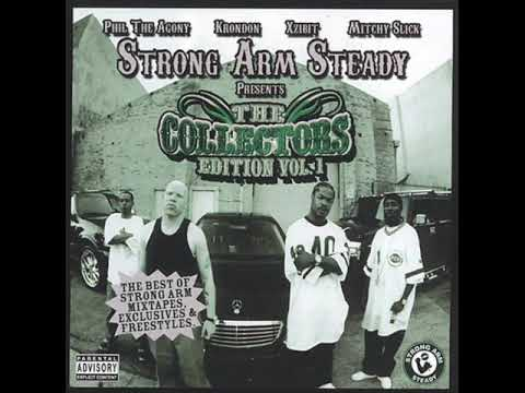 Strong Arm Steady - Woods & Swishers mp3