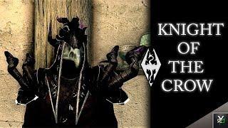 KNIGHT OF THE CROW!- Xbox Modded Skyrim Mod Showcase