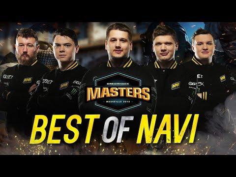 Best of NAVI at DreamHack Marseille 2018