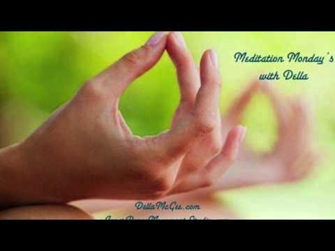 Meditation Monday's:  Heart Beat Meditation