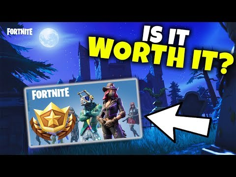 Should YOU Buy The Battle Pass? | Fortnite Season 6 First Look