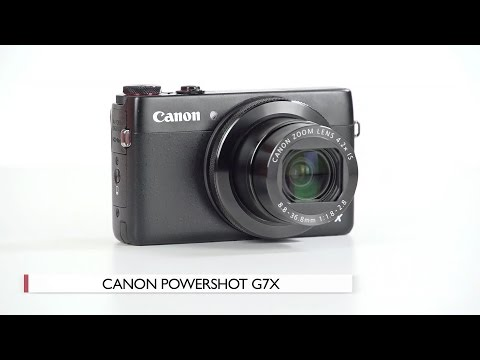 Hands-On Review: Canon | Powershot G7X