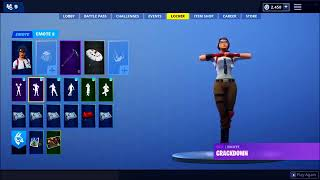 FORTNITE CRACKDOWN DANCE EMOTE (Leeked!)