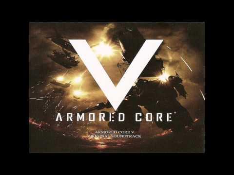 ARMORED CORE V ORIGINAL SOUNDTRACK Disc 2 #02: Private Machine