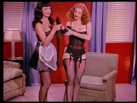 Bettie Page & Tempest Storm - Teaserama from YouTube · Duration:  9 minutes 39 seconds