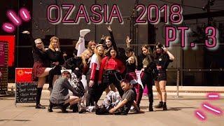 OZASIA FESTIVAL 2018 PERFORMANCE Pt.3 by ABK Crew (BTS, BLACKPINK)