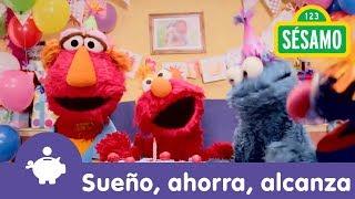 Sésamo: ¡A planear el cumpleaños de Elmo!